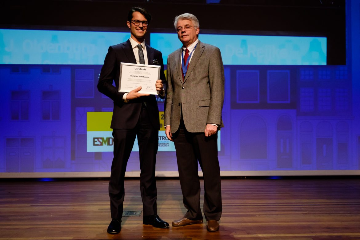 EMUC18 grants recognition to promising urologists